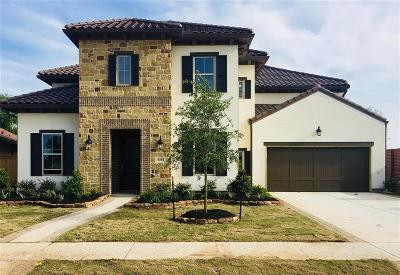 Sugar Land Single Family Home For Sale: 6015 Nowlands Run Lane