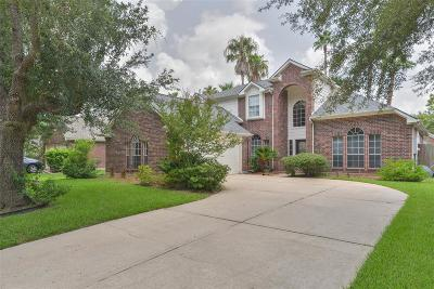 League City Single Family Home For Sale: 3117 Ravens Lake Circle