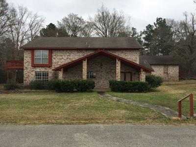 Conroe Single Family Home For Sale: 78 Woodland Hills Drive