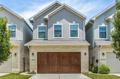 Rice Military Single Family Home For Sale: 4216 Koehler Street