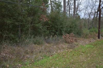 Conroe Residential Lots & Land For Sale: 00 Little River Drive