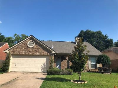 Houston Single Family Home For Sale: 18131 Lake Bend Drive