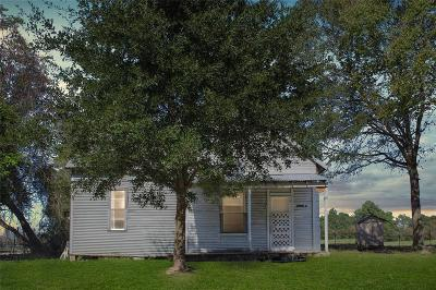 Hockley Single Family Home For Sale: 18304 Hopfe Road