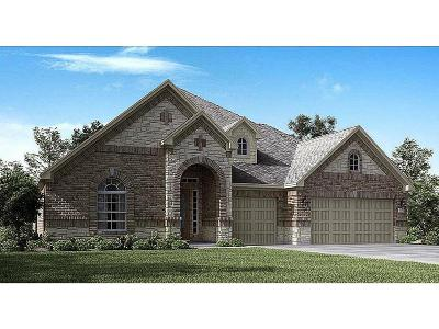 New Caney Single Family Home For Sale: 23456 Elmwood Bend Lane