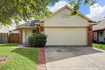 Houston TX Single Family Home For Sale: $155,900
