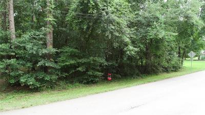 Conroe Residential Lots & Land For Sale: Tbd Tejas Blvd