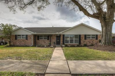 Houston Single Family Home For Sale: 8202 Wilmerdean Street