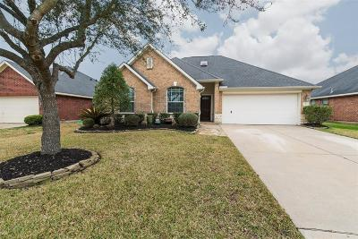 Pearland Single Family Home For Sale: 7511 Misty Lake Lane