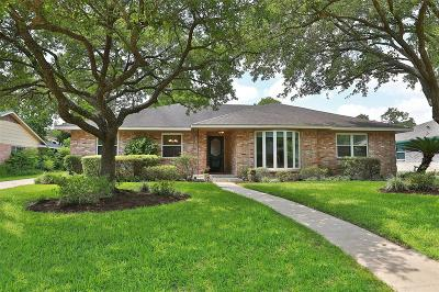 Houston Single Family Home For Sale: 10930 Meadow Lake Lane