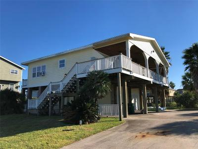 Seabrook Single Family Home For Sale: 709 Curry Street