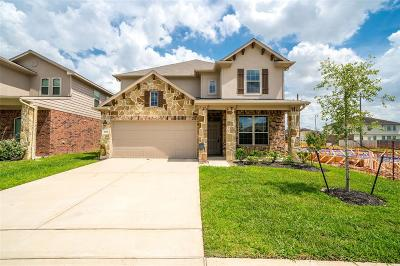 Humble Single Family Home For Sale: 3706 Arbor Trails Drive