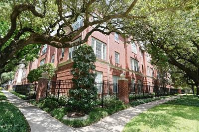 Midtown Condo/Townhouse For Sale: 209 S McGowen S
