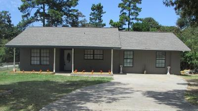 Willis Single Family Home For Sale: 12445 Woodcreek Drive