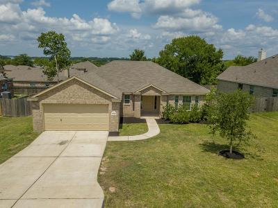 Willis Single Family Home For Sale: 12325 Green Ridge Drive