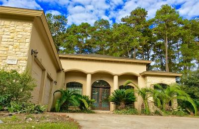 Kingwood Single Family Home For Sale: 2263 Deer Cove Trail