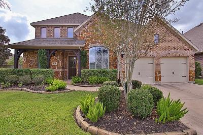 Missouri City Single Family Home For Sale: 8210 Thunder Ridge Way