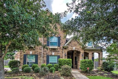 Summerwood Single Family Home For Sale: 15710 Sandy Falls Court