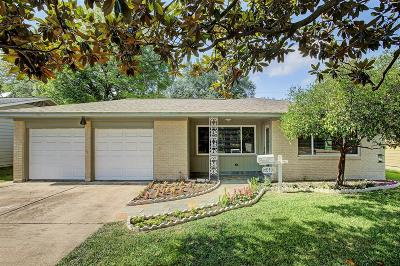 Houston Single Family Home For Sale: 5410 De Milo Drive