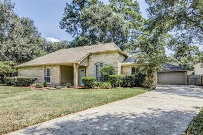 Cypress Single Family Home For Sale: 12615 Rifleman Trail