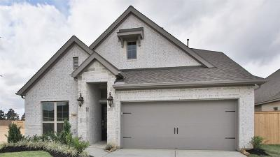 Tomball Single Family Home For Sale: 19815 Old Saddle Lane