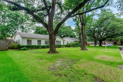Bellaire Single Family Home For Sale: 1119 Colonial Street