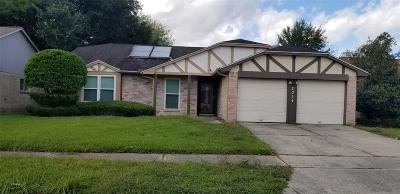 Friendswood Single Family Home For Sale: 2314 Leading Edge Drive