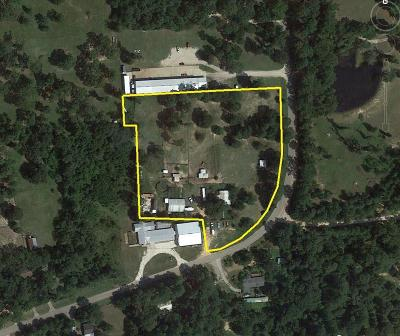 Conroe Farm & Ranch For Sale: 5620 Sapp Road