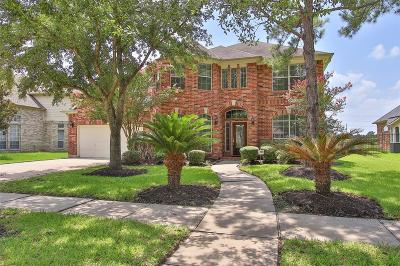 Houston Single Family Home For Sale: 10907 Keystone Fairway Drive