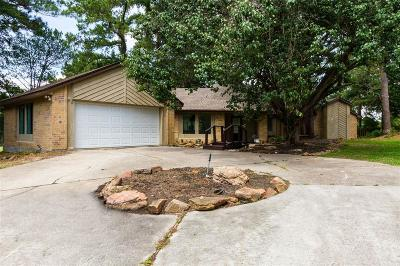 Humble Single Family Home For Sale: 7811 Tamarron Court