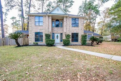 Conroe Single Family Home For Sale: 121 S Park Drive