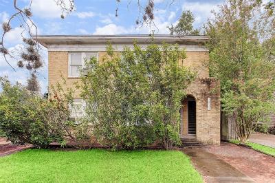Houston Multi Family Home For Sale: 1811 Colquitt Street