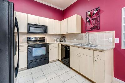 Houston Condo/Townhouse For Sale: 1441 East Street #108