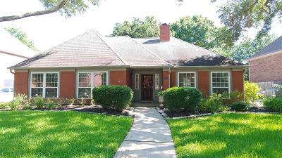 Missouri City Single Family Home For Sale: 4014 Harbor Point Drive Drive