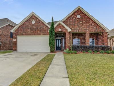 League City Single Family Home For Sale: 260 Clearwood Drive