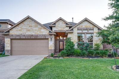 Conroe Single Family Home For Sale: 154 Quail Meadow Drive