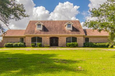 Texas City Single Family Home For Sale: 9201 Paseo Lobo