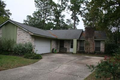 Spring Single Family Home For Sale: 4207 Dawn Creek Lane