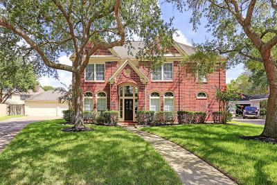 Sugar Land Single Family Home For Sale: 4906 Glen Heather Court