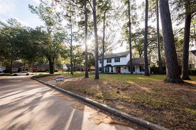 Houston Single Family Home For Sale: 12703 Old Oaks Drive