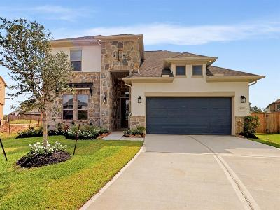 Rosharon Single Family Home For Sale: 4807 Timber Gate Court
