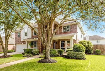 Missouri City Single Family Home For Sale: 5910 Buffalo Gap