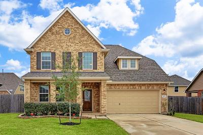 Pearland Single Family Home For Sale: 4205 Glen Court
