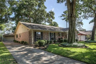 Houston Single Family Home For Sale: 1122 Creekmont Drive