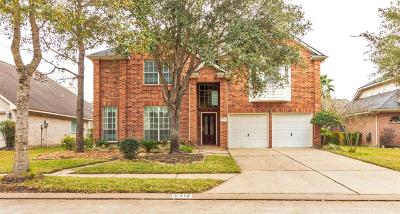 Katy Single Family Home For Sale: 6315 Piedra Negras Court