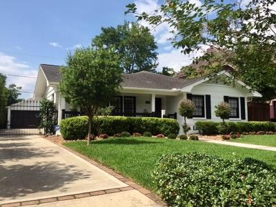 Houston Single Family Home For Sale: 3762 Durness Way
