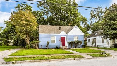 Houston Single Family Home For Sale: 4607 Providence Street