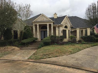 Friendswood Single Family Home For Sale: 1510 Victoria Way