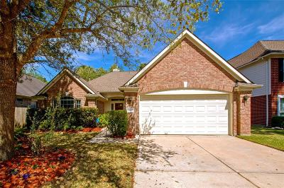 Houston Single Family Home For Sale: 14403 Eastern Redbud Lane