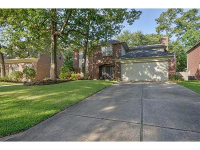 Kingwood Single Family Home For Sale: 4823 Echo Falls Drive