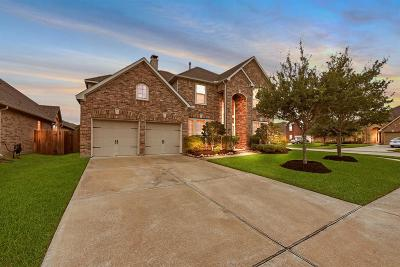 Pearland Single Family Home For Sale: 2715 Night Song Drive